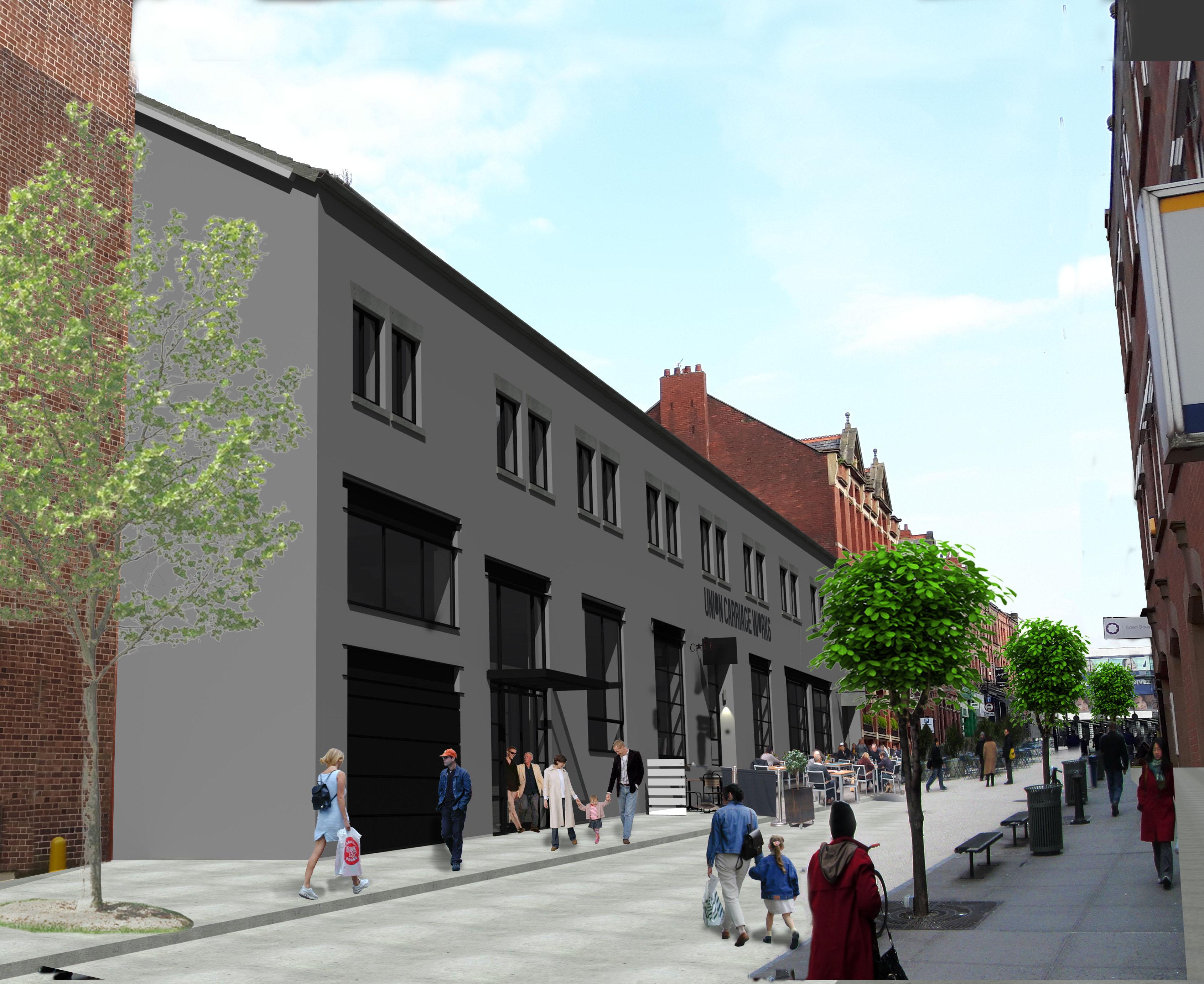 Preston – 44-56 Guildhall Street – PR1 3NU