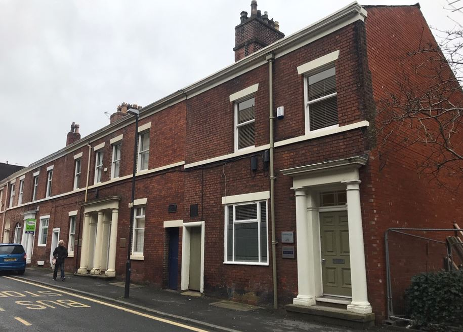 Preston – 15 Cross Street – PR1 3LT