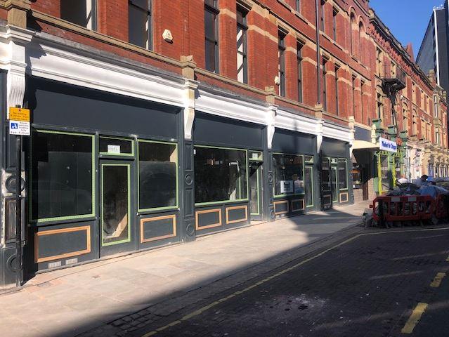 Preston – 5-13 Market Street – PR1 1EP